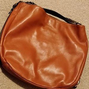 Lauren Ralph Lauren Cognac Leather